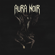 Produktbilde for Aura Noire - Limited Edition (VINYL - White Marble)