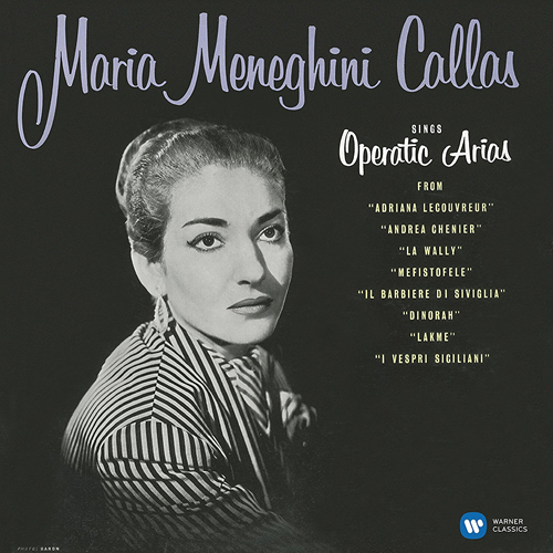 Maria Callas -  Operatic Arias (Lyric & Coloratura) (VINYL - 180 gram)
