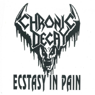 "Ecstasy In Pain - Limited Edition (VINYL - 7"" - White)"