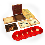 The Lord Of The Rings: The Fellowship Of The Ring - The Complete Recordings (VINYL - 5LP - Red)
