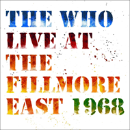 Live At The Fillmore East: Saturday April 6, 1968 (VINYL - 3LP)