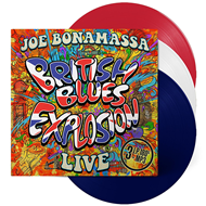 British Blues Explosion Live - Limited Triple Colored Edition (VINYL - 3LP - 180 gram)