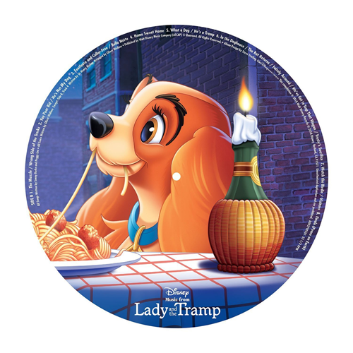 Lady And The Tramp - Original Motion Picture Soundtrack (VINYL - Picture Disc)