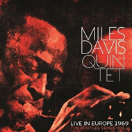 Produktbilde for The Bootleg Series Vol. 2 - Miles Davis Quintet Live In Europe 1969 (VINYL - 4LP - 180 gram)