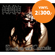 Produktbilde for Scars Of The Crucifix (VINYL)