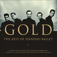 Produktbilde for Gold: The Best Of Spandau Ballet (VINYL - 2LP)