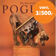 Produktbilde for The Best Of The Pogues (VINYL)