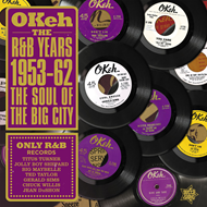 Okeh - The R&B Years 1953-62: The Soul Of The Big City (VINYL)