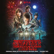 Produktbilde for Stranger Things Season 1. Vol. 2 - A Netflix Original Series (VINYL - 2LP)