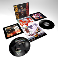 Appetite For Destruction - Audiophile Edition (VINYL - 2LP - 180 gram)