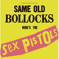 Same Old Bollocks - Limited Edition (VINYL - Yellow)