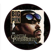 Capital Punishment - Limited 20th Anniversary Edition (VINYL - 2LP - Picture Disc)