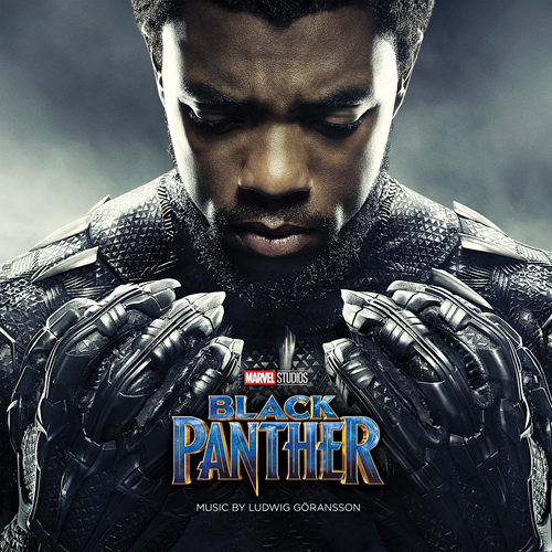 Black Panther - Original Score (VINYL)