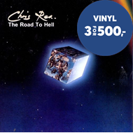 Produktbilde for The Road To Hell (VINYL)