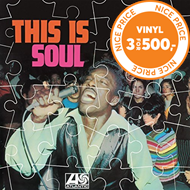 Produktbilde for This Is Soul (VINYL)