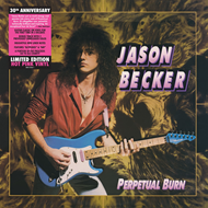 Produktbilde for Perpetual Burn - 30th Anniversary Edition (VINYL)