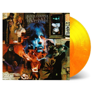 The Last Temptation - Limited Edition (VINYL - 180 gram - Colored)