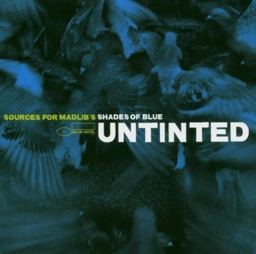 Untinted: Sources For Madlib's Shades Of Blue (VINYL - 2LP - 180 gram)