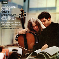 Produktbilde for Jacqueline Du Pré - Haydn: Cello Concerto In C - Boccherini: Cello Concerto (VINYL)