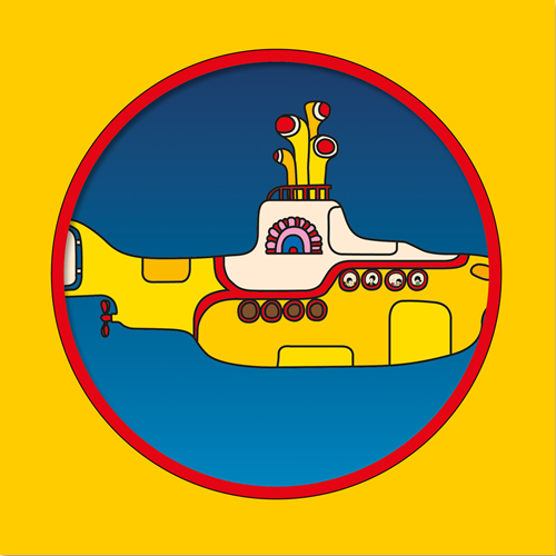 "Yellow Submarine - Limited Edition (VINYL - 7"" - Picture Disc)"