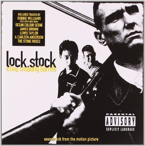 Lock, Stock And Two Smoking Barrels - Soundtrack From The Motion Picture (VINYL - 2LP - 180 gram)