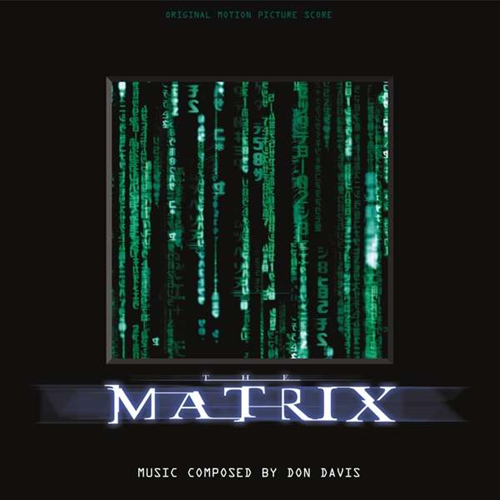 The Matrix - Limited Edition (VINYL - Colored)
