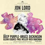 Celebrating Jon Lord: The Rock Legend (VINYL - 2LP)