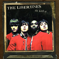 Produktbilde for Time For Heroes - Best Of - Limited Edition (VINYL - Red)