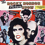 Produktbilde for The Rocky Horror Picture Show - Music From The Original Soundtrack (USA-import) (VINYL)