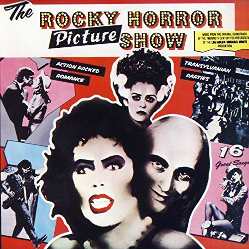 The Rocky Horror Picture Show - Music From The Original Soundtrack (VINYL)