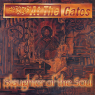 Produktbilde for Slaughter Of The Soul - Limited Metal Matters Edition (UK-import) (VINYL - Red)
