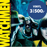 Produktbilde for Watchmen - Original Motion Picture Soundtrack (VINYL)