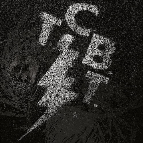 T.C.B.T. - Limited Edition (VINYL - Black & Transparent Marbled)