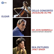 Elgar: Cello Concerto, Sea Pictures (VINYL)