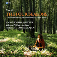 Anne-Sophie Mutter - Vivaldi: The Four Seasons (VINYL)