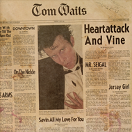 Heartattack And Vine (Remastered) - Limited Edition (VINYL - Clear)