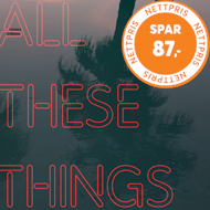 Produktbilde for All These Things (VINYL)