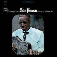 Produktbilde for Father Of The Folk Blues - Audiophile (VINYL - 180 gram)