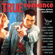 Produktbilde for True Romance 25th Anniversary Edition (VINYL - Clear)