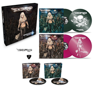 Produktbilde for Forever Warriors, Forever United - Limited Box Set Edition (VINYL - 4LP - Colored + 2CD)