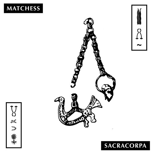 Sacracorpa - Limited Edition (VINYL - Tumeric)