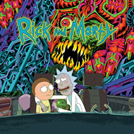 The Rick And Morty Soundtrack (VINYL - 2LP)