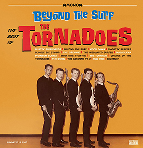 Best Of The Tornadoes (VINYL - Blue)