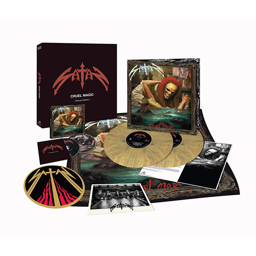 Cruel Mafic - Deluxe Edition (VINYL - 2LP + 2CD)