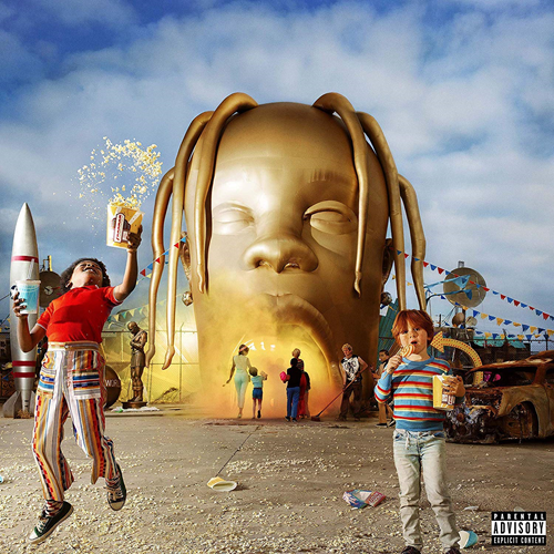 Astroworld (VINYL - 2LP)