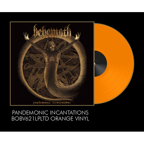 Pandemonic Incantations - Limited Edition (VINYL - Orange)