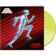 Speed Between The Lines - Limited Edition (VINYL - Clear Yellow)