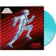 Speed Between The Lines - Limited Edition (VINYL - Turquoise)