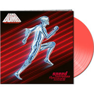 Speed Between The Lines - Limited Edition (VINYL - Clear Red)