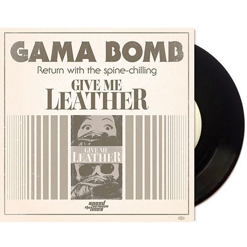 "Give Me Leather (VINYL - 7"")"